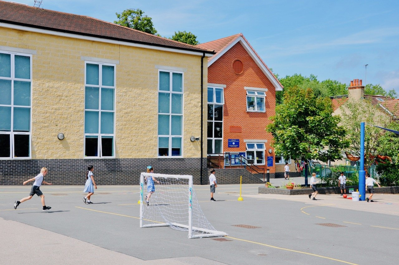 North Ealing Primary School - Building