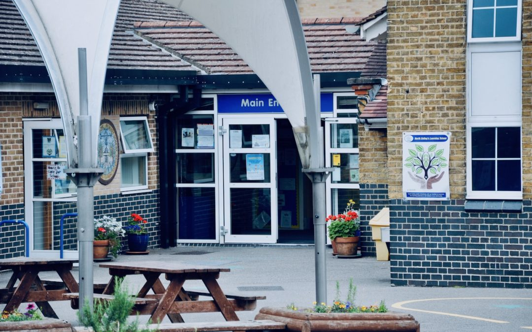 North Ealing Primary School - Entrance