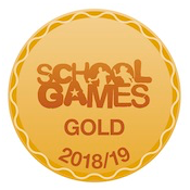 School Games 2018-19 Award - North Ealing Primary School