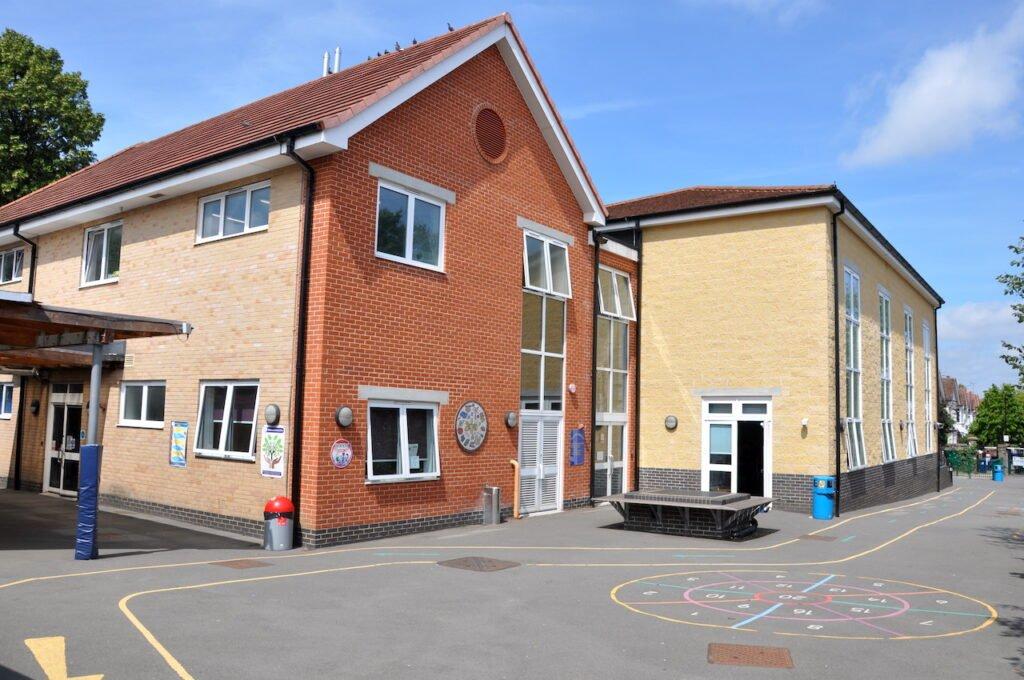 North Ealing Primary School - Building